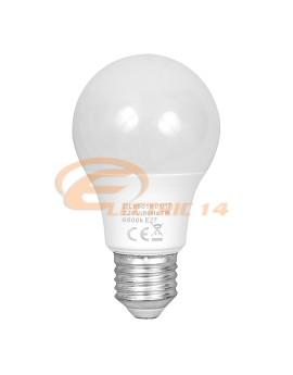 BEC LED E27 7W GLOB LUMINA CALDA DELIGHT