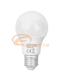 BEC LED E27 9W GLOB LUMINA CALDA DELIGHT