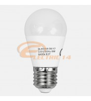 BEC LED E27 8W SFERIC G45 LUMINA RECE DELIGHT
