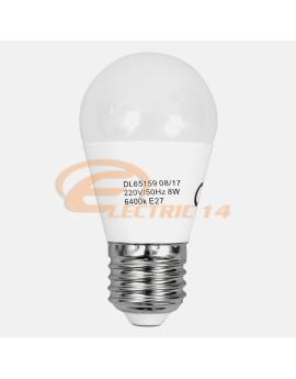 BEC LED E27 8W SFERIC G45 LUMINA CALDA DELIGHT