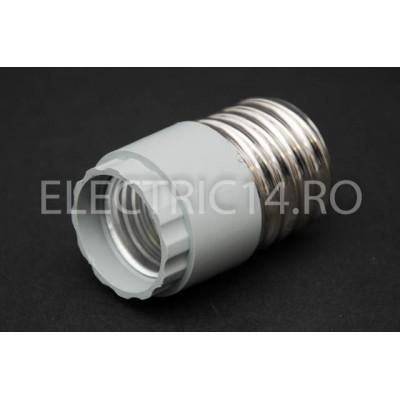 Adaptor Dulie E40-E27