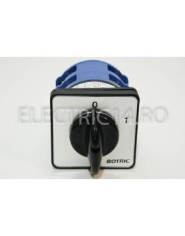 Intrerupator Rotativ 2 Etaje 125A 0-1