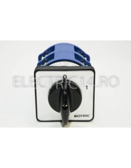 Intrerupator Rotativ 2 Etaje 160A 0-1