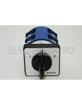 Intrerupator Rotativ 2 Etaje 160A 1-0-2