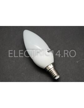 Bec Led E14 5w SMD Lumanare C35 Lumina Calda Odosun