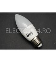Bec Led E27 3w SMD Lumanare C35 Lumina Rece Odosun