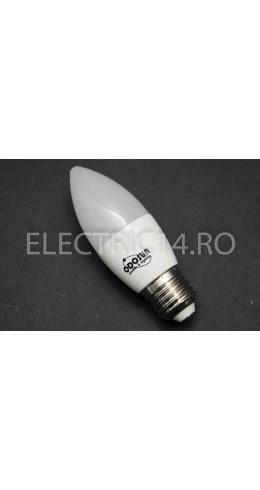 Bec Led E27 5w SMD Lumanare C35 Lumina Intermediara Odosun