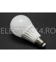Bec led E27 12w SMD Lumina Rece Odosun