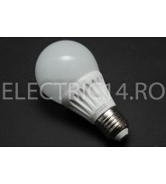 Bec led E27 7w SMD Lumina Rece Odosun