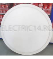 Aplica led 48w lumina neutra rotunda