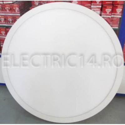 Aplica led 48w lumina neutra rotunda