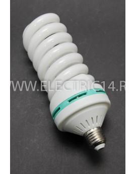 Bec economic E27 85w spirala lumina rece Total Green