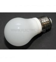 Bec led E27 5w Ceramic Lumina Calda Klass