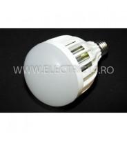 Bec Led E27 18w Aluminiu 5730 SMD Lumina Calda