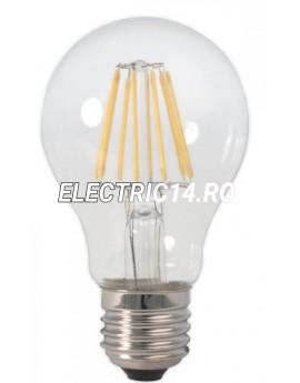 Bec Led E27 4w  Filament Lumina Rece Total Green