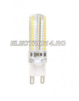 Bec led G9 6w SMD Lumina Calda