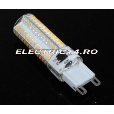 Bec led G9 7w SMD Lumina Rece