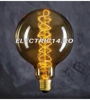 Bec Decorativ Edison E27 60w G95 Glob (tg2105.6260)