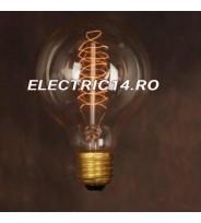 Bec Decorativ Edison E27 60w G80 Glob (tg2105.5260)