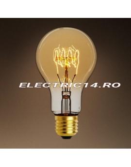 Bec Decorativ Edison E27 60w A19/15AK (tg2105.1260)