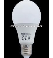 Bec led E27 9w Glob Lumina Rece Odosun