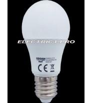 Bec led E27 5w Glob Lumina Calda Odosun