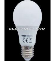 Bec led E27 7w Glob Lumina Calda Odosun