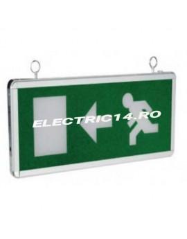 Lampa Exit Acumulator 2 Fete Sageata Stanga/Dreapta TG