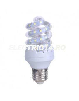 Bec Led E27 7w Spirala Lumina Calda