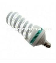 Bec Led E27 24w Spirala Lumina Calda