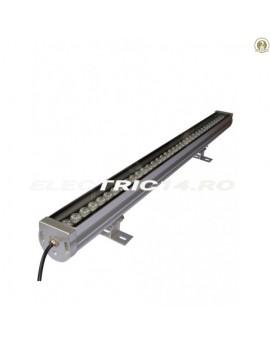 Proiector Led Exterior Liniar 18w Lumina Calda