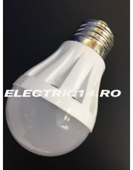 Bec Led E27 3w SMD Sferic P45 Lumina Rece