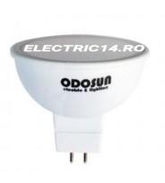 Bec led MR16 3w SMD Lumina Calda Odosun