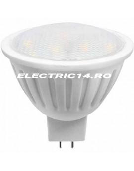 Bec led MR16 5w SMD Lumina Calda Odosun