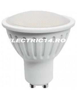 Bec led GU10 5w SMD Lumina Calda Odosun