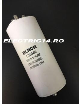 Condensator 50 mf AUTOMATIZARI