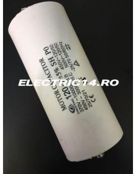 Condensator 120 mf