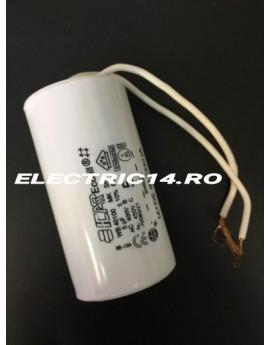 Condensator cu fir 5 mf