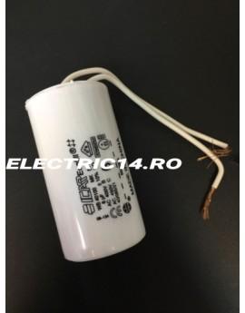 Condensator cu fir 6 mf