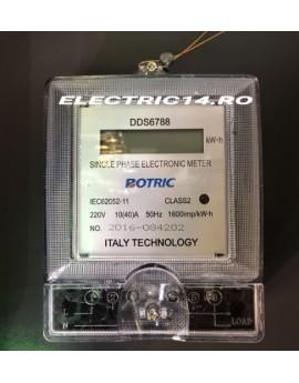 Contor Monofazat Digital DDS6788/10-40A  Botric