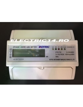 Contor Sina Trifazat Digital DTS1732E/3x10-100A Botric