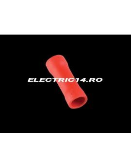 Conector Cablu Cupru Izolat BV 1.25 (set 100 bucati )