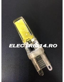 Bec led G9  220v 3w COB Lumina Rece