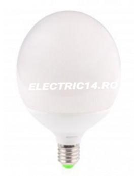 Bec Led E27 16w Glob  Lumina Rece Total Green
