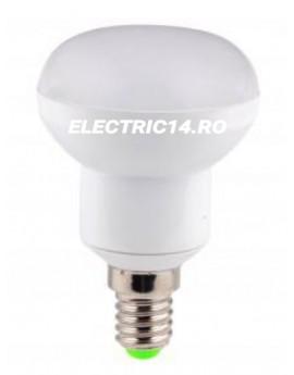 Bec Led E14 6w R50 SMD Lumina Calda Total Green