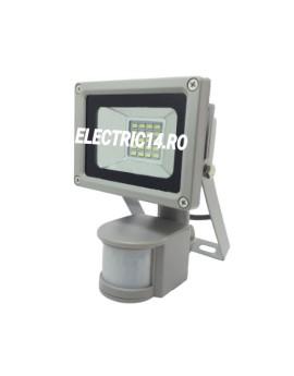 Proiector Led 10w Senzor SMD Lumina Calda