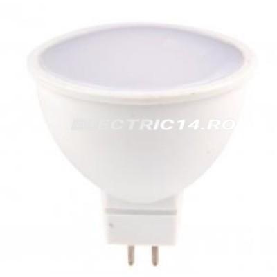 Bec led MR16 4w  Lumina Rece Total Green