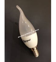 Bec Led E14 5w SMD Lumanare C37 Fantezie Lumina Calda