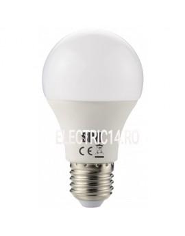BEC LED E27 8W GLOB LUMINA CALDA SPN