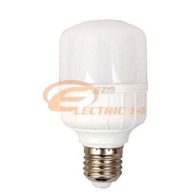 BEC LED E27 9W TUBULAR LUMINA RECE